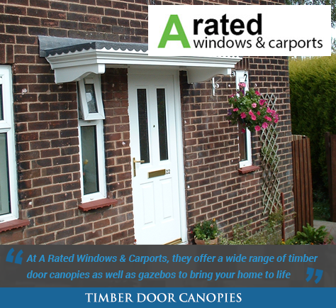 Door Canopies Somerset