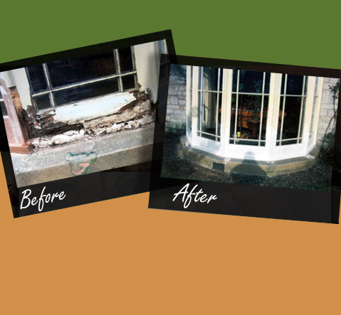 Window Restoration Somerset