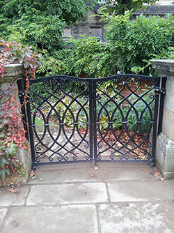 Wrought Iron Gates Hampshire